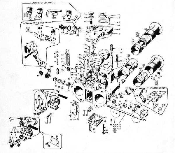 Weber 45 Dcoe Carburetor Setup   How