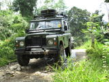 1968 Land Rover Series IIA Green Army Muhyil Himmi