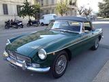 1968 MG MGB MkII Dark British Racing Green max m