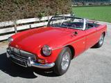 1967 MG MGB Tartan Red Wolfgang Rabl