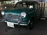 1966 Mini MkI Almond Green OEW Hideaki M
