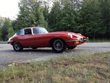 1969 Jaguar E Type Coupe