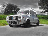 1972 Mini 1275GT White Andy Burrows
