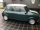 1965 Mini Cooper British Racing Green Forbes Rae