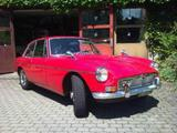 1970 MG MGB GT Red Philippe Marsot