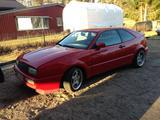 1989 Volkswagen Corrado Tornado Red J rgen Fagrell