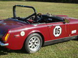 1973 MG Midget Conversion
