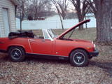 1976 MG Midget