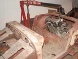 1963 MG Midget MkI Rust Fernando Leal