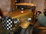 1948 MG TC Gold lyle johanson