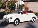 1960 Morris Minor 1000 Tourer