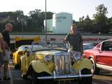 1953 MG M Type Midget