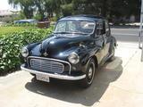 1959 Morris Minor 1000 Saloon 2 door