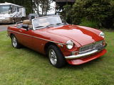 1978 MG MGB V6 Conversion