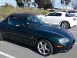 2002 Mazda MX 5 Grace Green John h