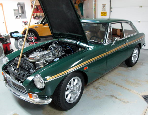 Differential Gasket Replacement or   ? : MGB & GT Forum : MG