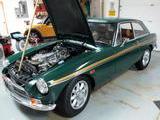 1969 MG MGC GT