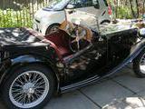 1947 MG TC Black Mike Rosen