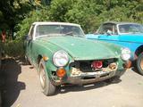 1975 MG Midget Green Eric L