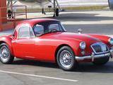 1962 MG MGA MkII Coupe