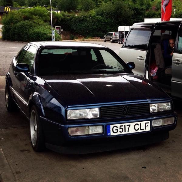 1990 Volkswagen Corrado G60 (WVWZZZ50ZKK006919) : Registry