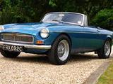 1965 MG MGC