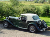 1952 MG TD Connaught Green erik van hardeveld