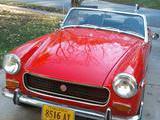 1970 MG C Type Midget