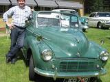 1954 Morris Minor Tourer Convertible
