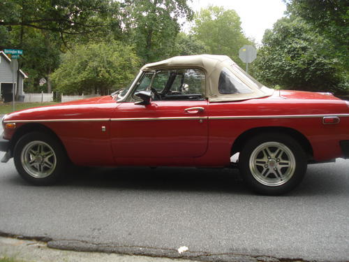 MGC Engine for sale : MGC Forum : MG Experience Forums : The