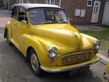 1966 Morris Minor 1000 Tourer