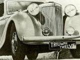 1939 Triumph 10