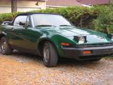 1979 Triumph TR7 Drophead