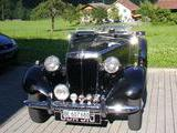 1950 MG TD Black Joe Sayer