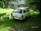 1974 Trabant 601 Standard Universal White Virginijus Paulauskis