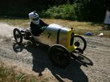 1922 CycleKart Sports Silver yellow Guy Gadbois
