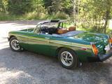 1976 MG MGB Brookland Green Rick J