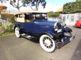 1928 Ford A Series Blue Black Trevor Farr