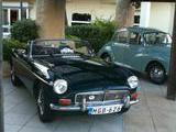 1967 MG MGB MkII BRG angelo camilleri