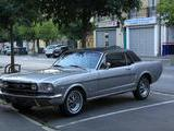 1966 Ford Mustang Silverfrost Tissot c