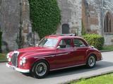 1955 MG Magnette ZA RED ANDREW DE BERNES