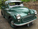 1956 Morris Minor 1000 Pickup Green metallic Claire M