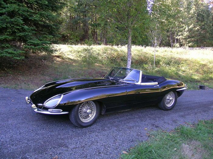 1963 Jaguar E-Type Convertible (JAG63879022) : Registry ...