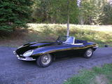 1963 Jaguar E Type Convertible