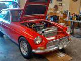 1967 MG MGB GT V6 Conversion