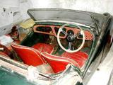 1959 Triumph TR3A BRG Phil Braithwaite