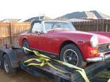 1974 MG Midget MkIII Red Gary Brown
