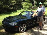 2001 Mazda MX 5
