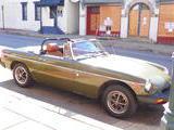 1975 MG MGB MkIV