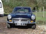 1971 MG MGC GT